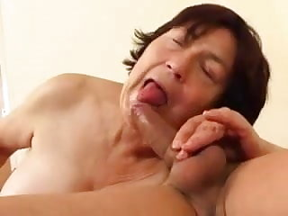 Grannies Horny granny wants young meat