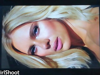 Scarlett Johansson Cum Tribute #1 Scarlett Johansson