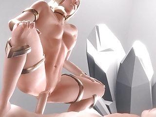 Hentai SFM Papercut (3D PMV)