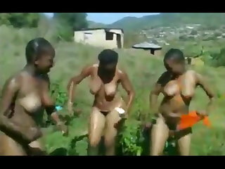 Orgy AFRICAN FUCK TOUR WITH HOSTESS PENNY!