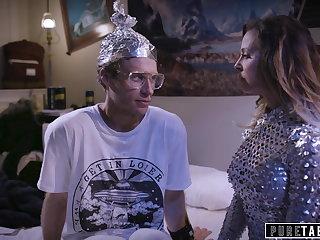 Alien PURE TABOO Conspiracy Theorist Meets Sexy Alien Female