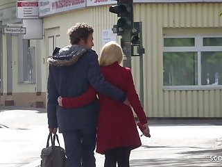 Agent GERMAN SCOUT - ROUGH ANAL FOR SKINNY MILF AT STREET CASTING