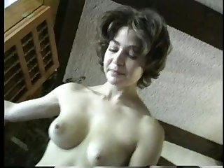 Sybian Older video with Symbian ride and suck swallow