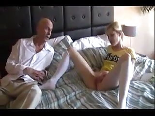 FA Daughter Gets Her Raise From Daddy !