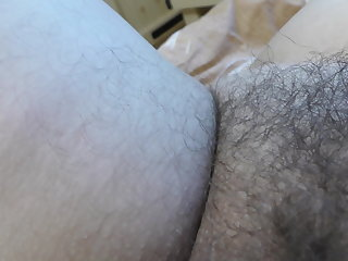 Mistress Licking hairy mature pussy till orgasm