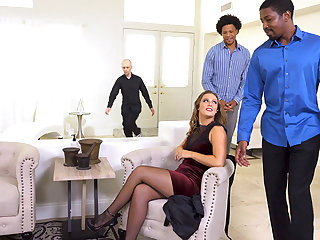 Febby Twigs Survives Hard BBC Pounding - Cuckold Sessions