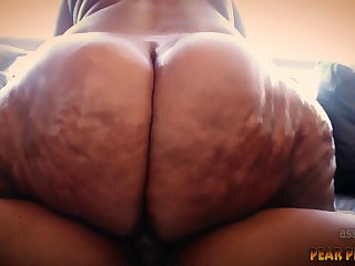South African Gigantic African Booty Nut Drainer