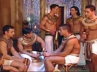 Lactating Pharaoh's Bathhouse Fantasies